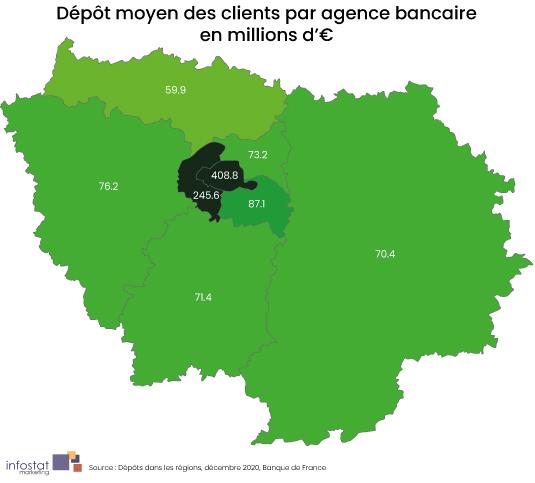 Perte d'agences bancaires dans les villages français
